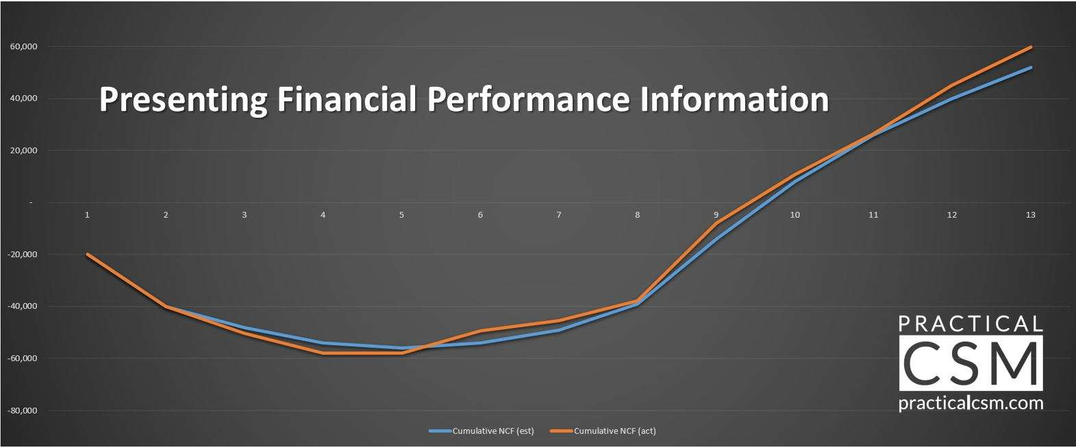 Presenting Financial Performance Information