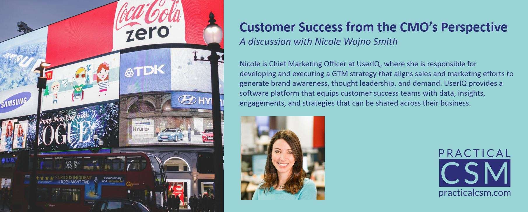 Customer Success from the CMO's Perspective