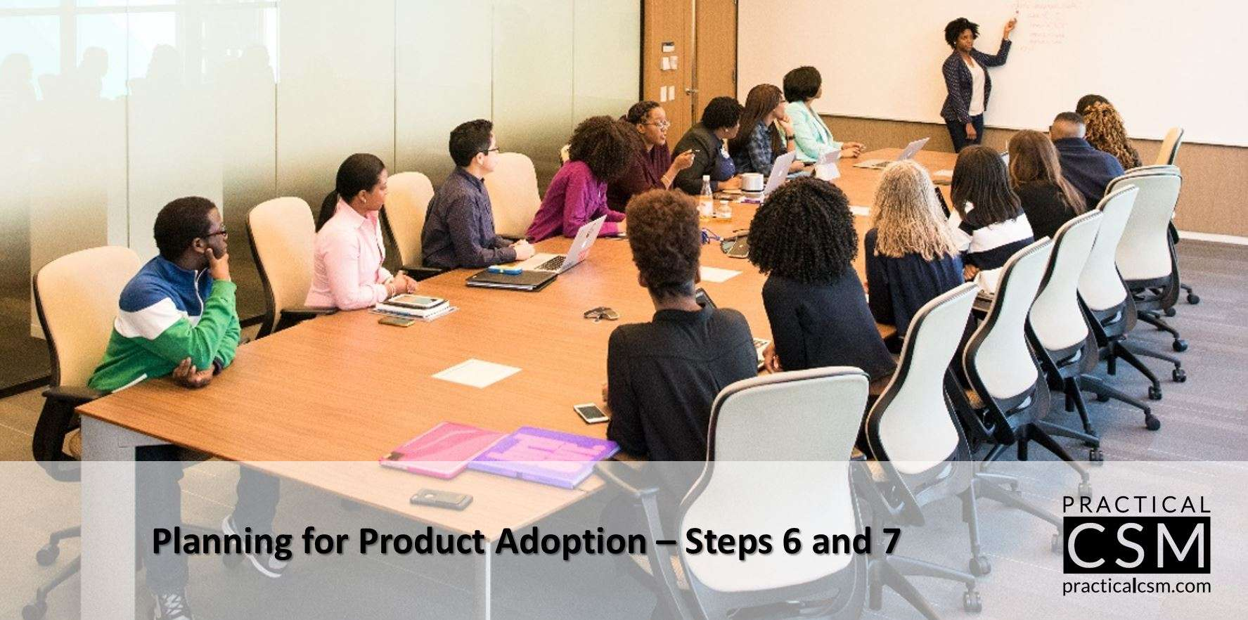 Planning for Product Adoption – Steps Six and Seven