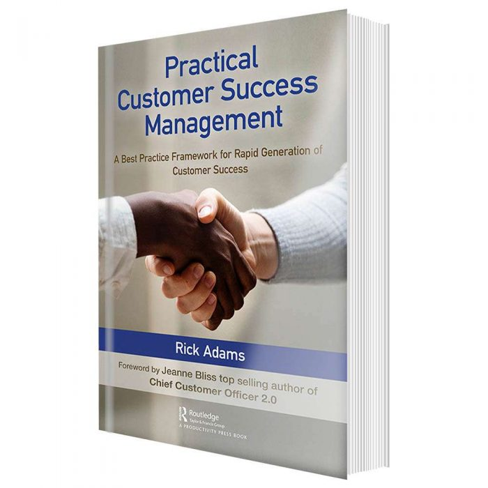 Practical Customer Service Management Book - by Rick Adams