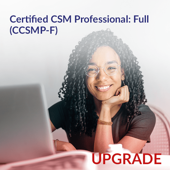 Certified CSM Professional: Full Course