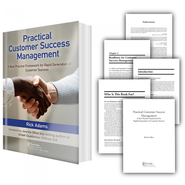 Practical Customer Service Management - A book by Rick Adams